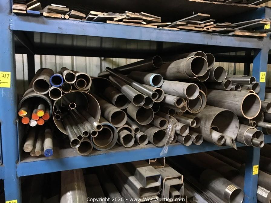Retirement Auction of Jenson Mechanical, Inc. in Union City, CA (Part 2 of 3)
