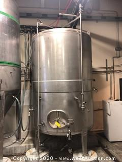 Charlottetown Metal Products Custom Brewing Vat