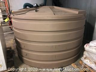 Bushman BLPT-1110 Low Profile Rainwater Tank