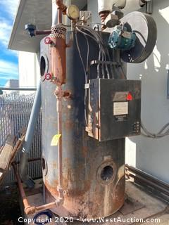 Fulton Fuel-Fired Boiler System