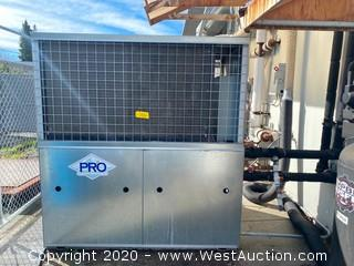 Pro Refrigeration Inc. Glycol Chiller System