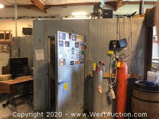 280 Sq.ft. Walk-in Cooler