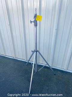 9ft Aluminum Light Duty Tripod Stand