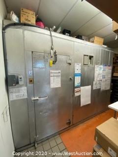 Bally Walk-In Refrigerator