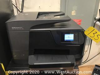 HP Officejet Pro 8710 Printer/Scanner/Copier