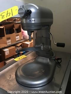 KitchenAid Mixer (No Attachments)