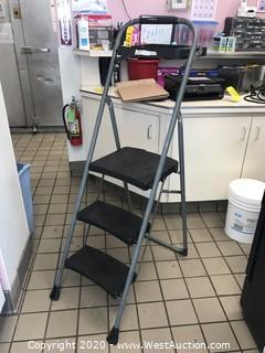 3' Step Ladder