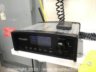 Sirius XM Radio Unit with Stereo