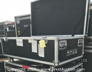 (26) Radiant Linx 30mm LED Modules in Road Case