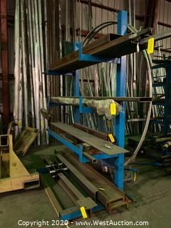 9' Cantilever Rack