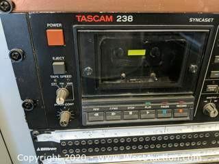Tascam 238 8-Track Syncasette