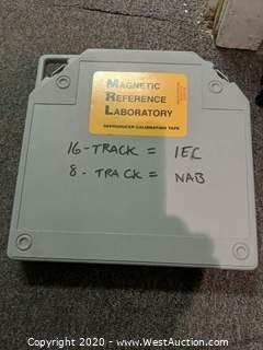 1 Inch IEC and NAB MRL