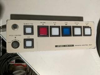 Otari CB - 111 Remote Control