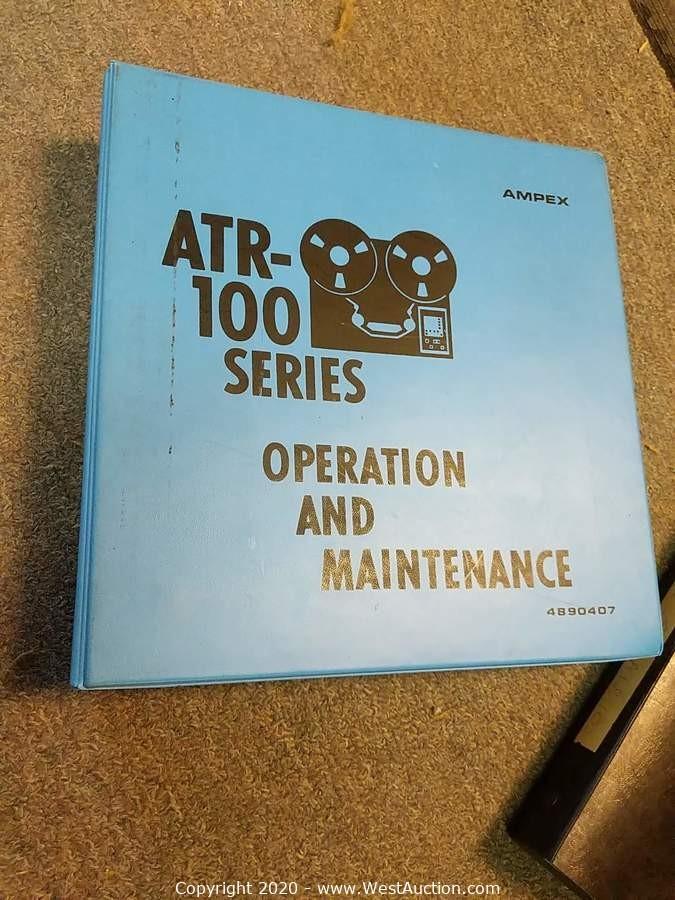 Retirement Auction for TapeTransfers.com