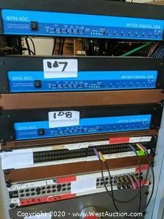 Mytek 8X96 ADC 8 Channel 96k 24-bit A/D Converter
