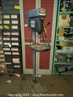 Craftsman Commercial Drill Press 15 1/2 in.