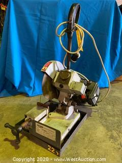 Hyd-Mech P225 Manual Cold Saw