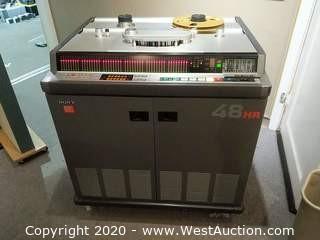 Sony 3348-HR, MADI I/O