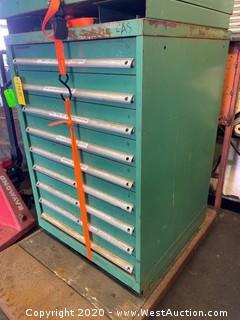 (1) Lista Steel Cabinet