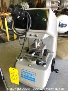 Micromet Microhardeness Tester