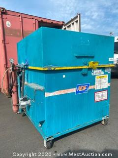 ADF 800 Rotary Parts Washer