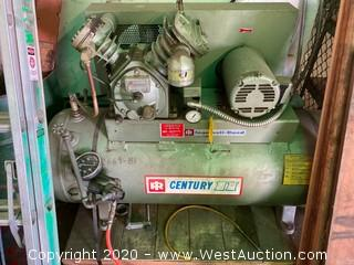 Ingersoll-Rand Century II 5HP Air Compressor