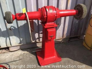 Cincinnati Electric 102 Long Arm Buffer Polisher