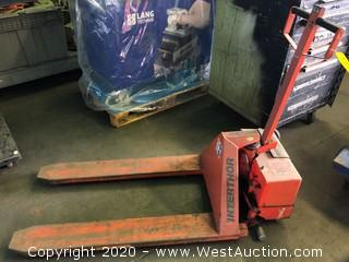 Interthor Electric Pallet Jack 2200 Lbs.