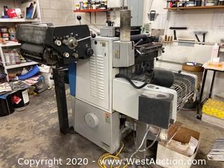 Ryobi 2800CD XL Offset Press