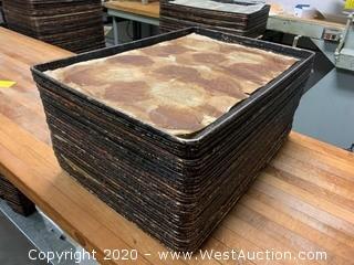 (30) Baking Trays