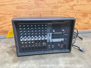 Yamaha EMX 312SC Powered Mixer