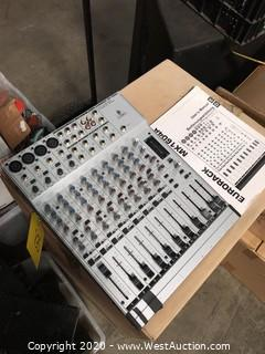 Eurorack Mx11604a Mixboard With User Manual