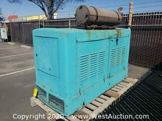 Onan 45EM Gas Generator