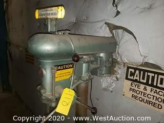 Duro Power Tools 63088 Drill Press