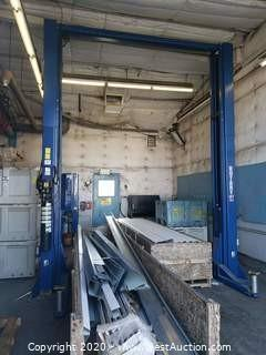 Rotary SPO15 Two Post 15,000lb Lift