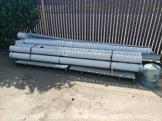 "Pallet of 10' x 6"" PVC Conduit"