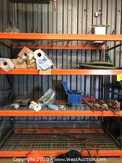 Bulk Lot: Contents of Racking