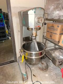 American Eagle AE-30 Commercial Mixer w/ Bowl and Attachment