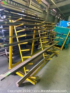 One Sided Press Brake Die Rack (rack only)