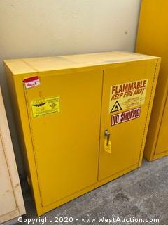 Eagle 3010 Flammable Liquid Storage Cabinet