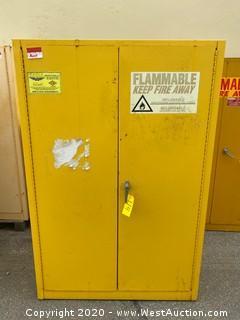 Eagle 4510 Flammable Liquid Storage Cabinet