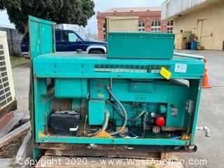 Onan 12.5JC–18R/17164AB Generator With Transfer Switch