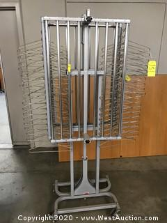 Portable Clothes Hanger Rack