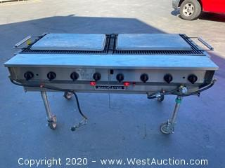 MagiCater Gas Grill