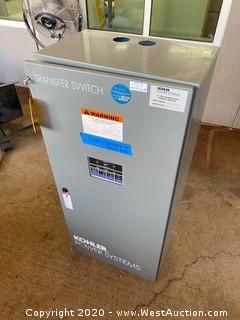 Kohler Power Transfer Switch