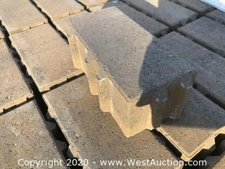 """Belgard Aqualine Permeable 4.5"""" x 9"""" x 80mm Thick. Toscana Color."""