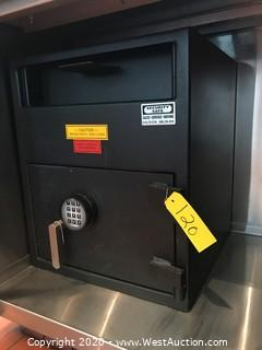 Amsec ESL10 Digital Safe with Drop Box
