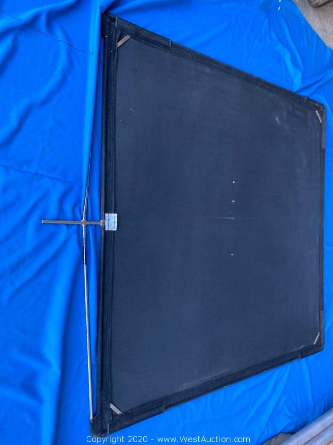 Online Auction of Audio Visual Equipment in Northern California