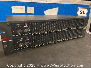 DBX 2231 Equalizer/Limiter With Type III NR