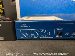 NEXO PS15 MK2 TD Controller